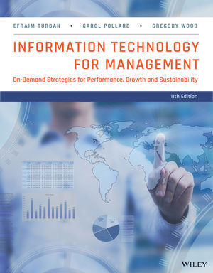 Solution Manual (Complete Download) for Information Technology for Management: On-Demand Strategies for Performance