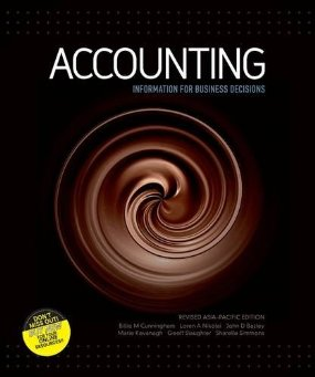 Test Bank (Complete Download) for  Accounting Information for Business Decisions