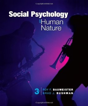 Test Bank (Complete Download) for  Social Psychology and Human Nature Comprehensive