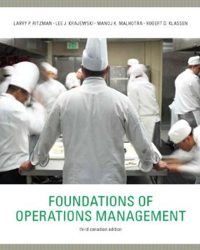 Test Bank (Complete Download) for  Foundations of Operations Management