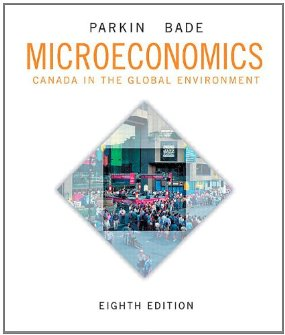 Test Bank (Complete Download) for  Microeconomics Canada in the Global Environment