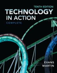 Test Bank (Complete Download) for  Technology In Action