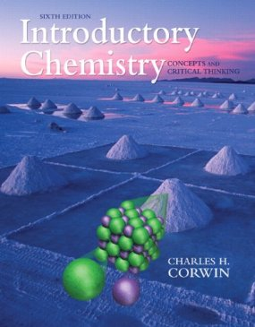 Test Bank (Complete Download) for  Introductory Chemistry Concepts and Critical Thinking