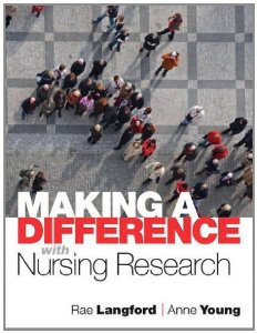 Test Bank (Complete Download) for  Making a Difference with Nursing Research