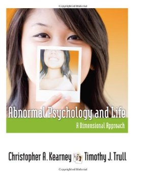 Test Bank (Complete Download) for  Abnormal Psychology and Life A Dimensional Approach