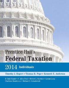 Test Bank (Complete Download) for  Prentice Halls Federal Taxation 2014 Individuals 27th Edition