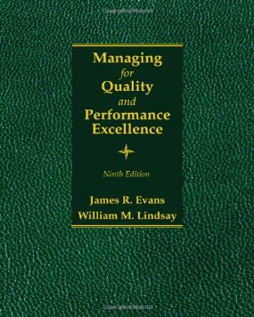 Test Bank (Complete Download) for  Managing for Quality and Performance Excellence