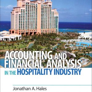 Test Bank (Complete Download) for Accounting and Financial Analysis in the Hospitality Industry