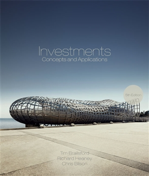 Test Bank (Complete Download) for   Investments: Concepts and Applications