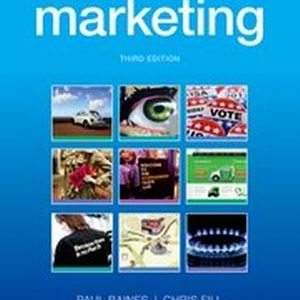Test Bank (Complete Download) for Marketing
