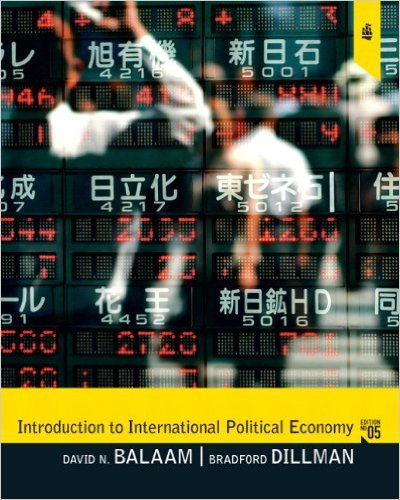 Test Bank (Complete Download) for   Introduction to International Political Economy
