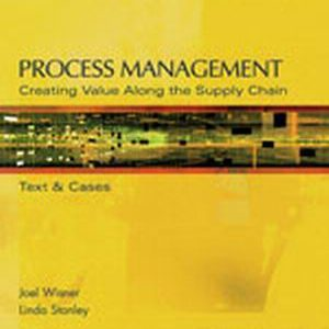 Solution Manual (Complete Download) for   Process Management: Creating Value Along the Supply Chain
