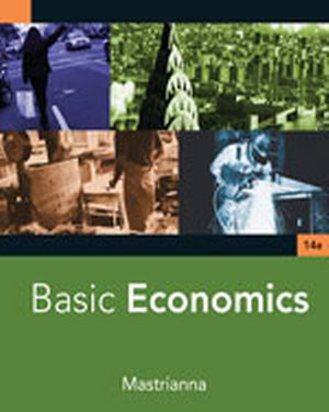 Solution Manual (Complete Download) for   Basic Economics