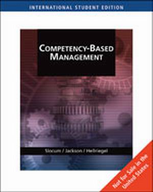 Solution Manual (Complete Download) for   Competency-Based Management