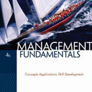 Solution Manual (Complete Download) for   Management Fundamentals: Concepts