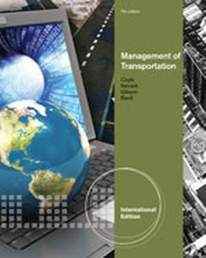 Solution Manual (Complete Download) for   Management of Transportation
