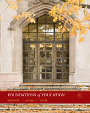 Solution Manual (Complete Download) for   Foundations of Education