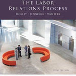 Solution Manual (Complete Download) for   The Labor Relations Process