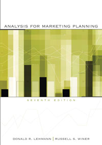 Test Bank (Complete Download) for Analysis for Marketing Planning