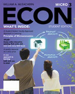 Solution Manual (Complete Download) for   ECON Micro 3