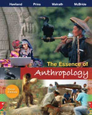 Test Bank (Complete Download) for   The Essence of Anthropology