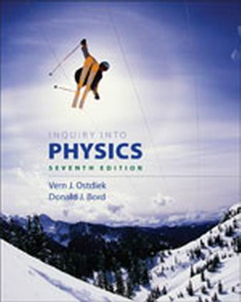Test Bank (Complete Download) for   Inquiry into Physics
