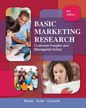 Solution Manual (Complete Download) for   Basic Marketing Research