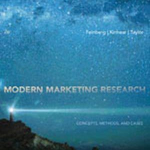 Solution Manual (Complete Download) for   Modern Marketing Research: Concepts
