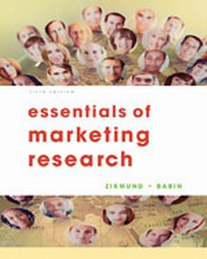 Solution Manual (Complete Download) for   Essentials of Marketing Research