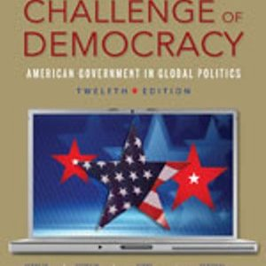 Solution Manual (Complete Download) for   The Challenge of Democracy