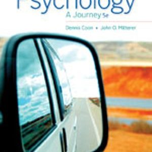 Test Bank (Complete Download) for   Psychology: A Journey