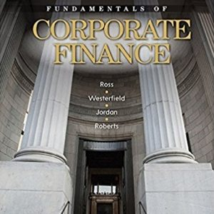 Test Bank (Complete Download) for Fundamentals of Corporate Finance