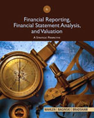 Solution Manual (Complete Download) for   Financial Reporting