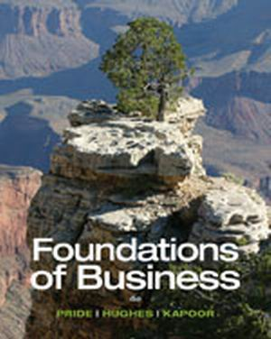 Solution Manual (Complete Download) for   Foundations of Business