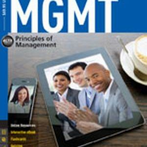 Solution Manual (Complete Download) for   MGMT 7