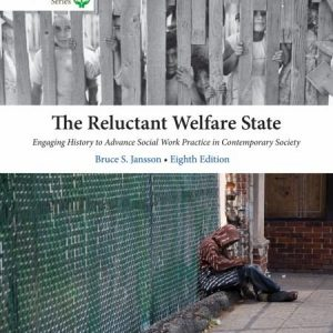 Solution Manual (Complete Download) for   The Reluctant Welfare State
