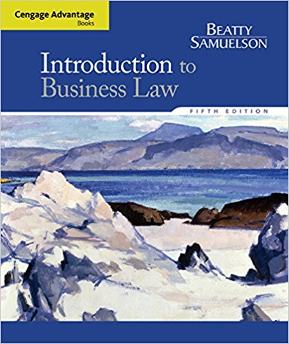 Solution Manual (Complete Download) for Introduction to Business Law