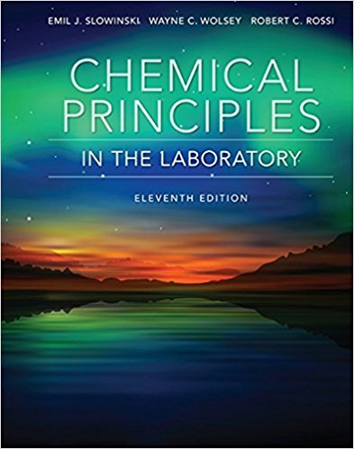 Solution Manual (Complete Download) for Chemical Principles in the Laboratory