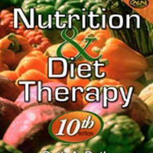 Solution Manual (Complete Download) for   Nutrition and Diet Therapy