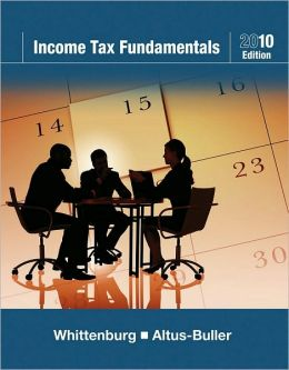 Solution Manual (Complete Download) for   Income Tax Fundamentals 2010