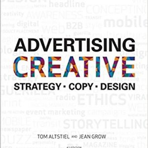 Test Bank (Complete Download) for Advertising Creative Strategy