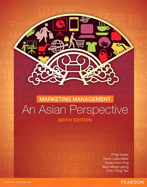 Test Bank (Complete Download) for   Marketing Management: An Asian Perspective