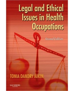 Test Bank (Complete Download) for  Legal and Ethical Issues in Health Occupations