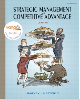 Test Bank (Complete Download) for  Strategic Management and Competitive Advantage