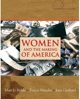 Test Bank (Complete Download) for  Women and the Making of America
