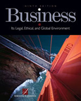 Test Bank (Complete Download) for  Business Its Legal Ethical and Global Environment