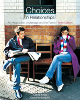 Test Bank (Complete Download) for  Choices in Relationships An Introduction to Marriage and the Family