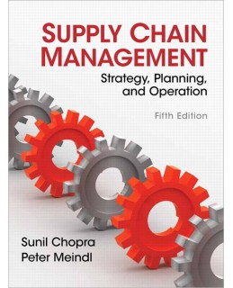 Test Bank (Complete Download) for  Supply Chain Management