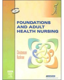 Test Bank (Complete Download) for  Foundations and Adult Health Nursing