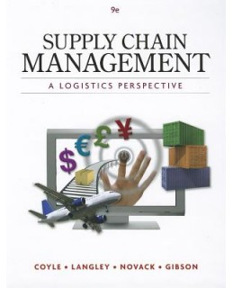 Test Bank (Complete Download) for  Supply Chain Management A Logistics Perspective 9th Edition
